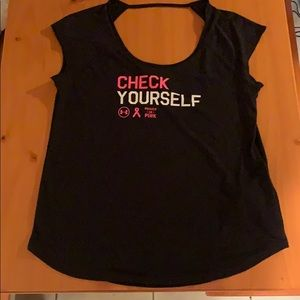 Under Armour Breast Cancer Tee